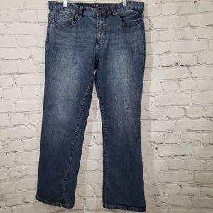 Chaps jeans size 12.